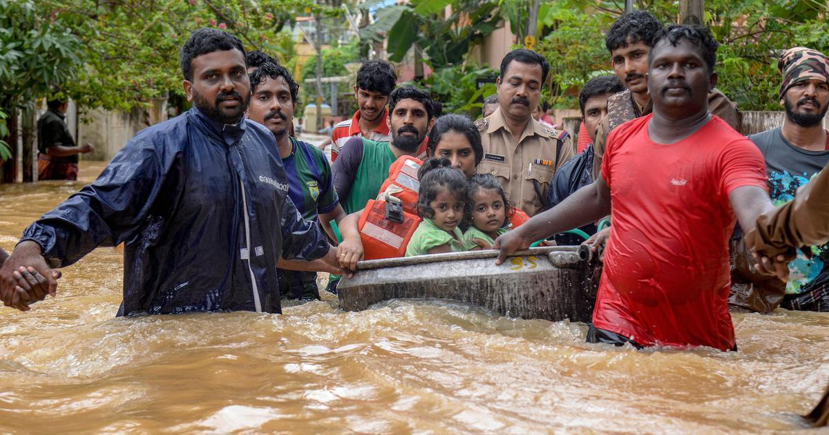 GCTS collecting donations for Kerala flood relief