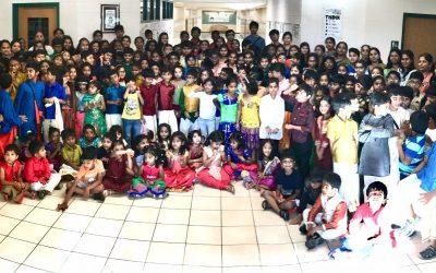 சின்சினாட்டி மாநகர தமிழ்ச் சங்கத் தமிழ் பள்ளியின் 15 ஆவது ஆண்டு விழா